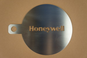 Cappuccinoschablone für Honeywell