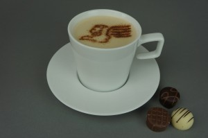 Kaffeeschablone_Lion