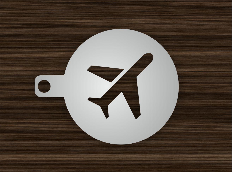 cappuccino-schablonen für den Airport Wien