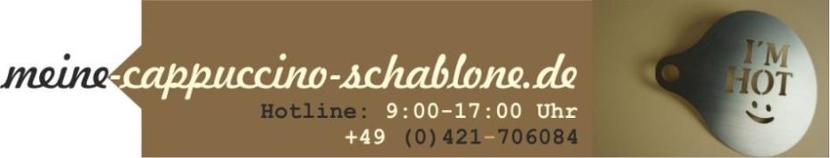 Meine-Cappuccino-Schablone.de